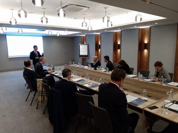 Invest Sofia Presented Sofia's Business Environment to German Investors