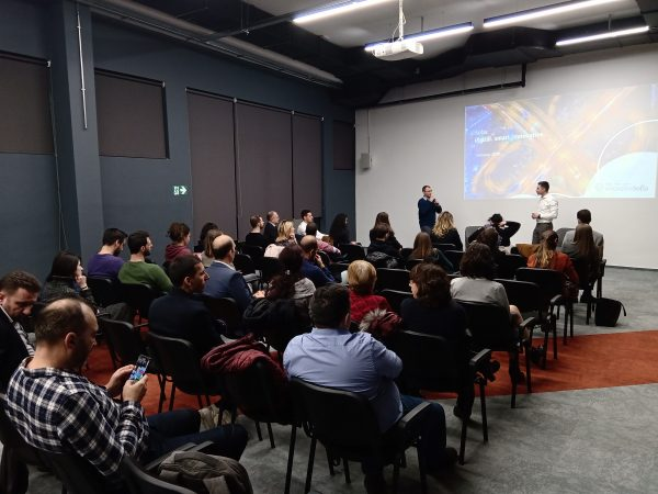 First Network Meeting of Deputy Mayor Vladimir Danailov with the Startup Community in Sofia