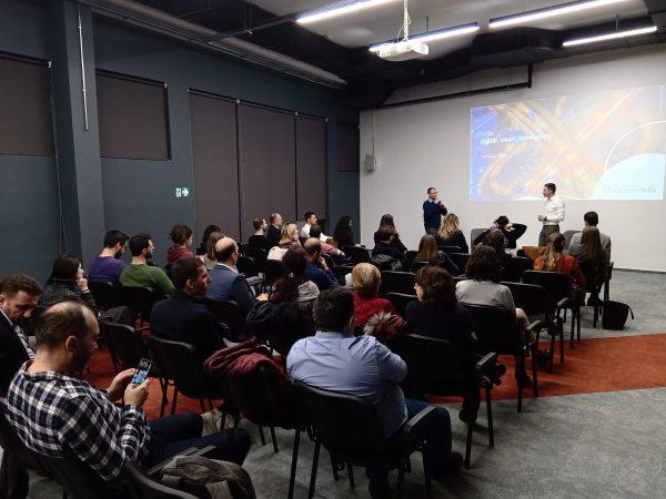 Първа работна среща на зам.-кмета Владимир Данаилов със стартъп общността в София