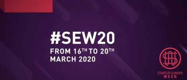 Sofia Welcomes the Bulgarian Edition of Startup Europe Week 2020