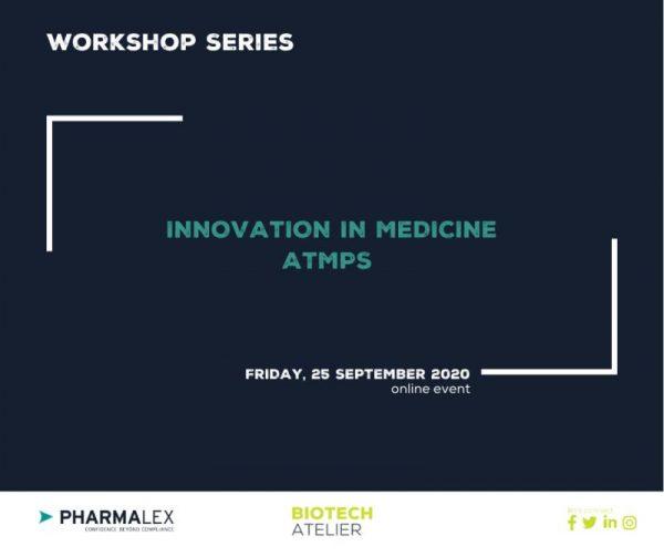 Серия от работни семинари в рамките на Biotech Atelier 2020