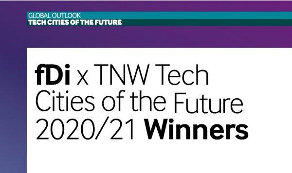 """София е включена в пилотната класация на fDi Magazine и TNW """"Технологични градове на бъдещето 2020/21"""""""